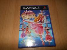 Barbie in the 12 Di ballo Princesses PS2 NUOVO SIGILLATO