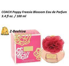COACH Poppy Freesia Blossom Eau de Parfum Spray 3.4 oz. SEALED Perfume