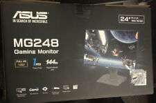 "Asus 24"" 1920x1080 144Hz 1ms DVI HDMI DP AMD FreeSync HD Gaming Monitor -MG248QR"