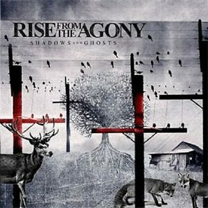 RISE FROM THE AGONY - SHADOWS AND GHOSTS -  MUSIC CD