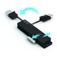 ILUV ICB12BLK cutesync Dual Charger Mini Cavo USB A 30 PIN Apple e micro USB