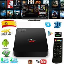 SCISHION V88 plus Smart TV Box 2GB+8GB Android 5.1 QuadCore WIFI 3D Media Player