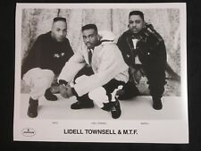 LIDELL TOWNSELL & MTF--PUBLICITY PHOTO*