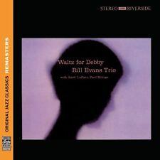 The Bill Evans Trio - Waltz For Debby [Original Jazz Classics Remasters] [CD]