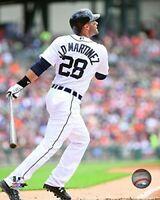 """J.D. Martinez Detroit Tigers MLB Action Photo (Size: 8"""" x 10"""")"""
