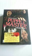 Puppet Master Collection (2010, DVD) 9-Disc Set - Region 1 NTSC