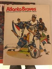 1972 Atlanta Braves OFFICIAL BASEBALL YEARBOOK