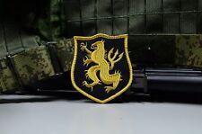 NSWDG Navy SEAL Team 6, Crusader Lion Gold Squadron DEVGRU Patch