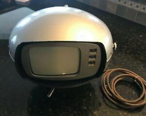 RARE Vintage Panasonic Orbitel TR-005 Space Age Television (working)