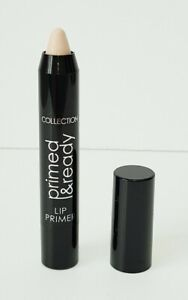 Collection Primed & Ready Lip Primer, Shade 1 Neutral Makeup Cosmetics NEW