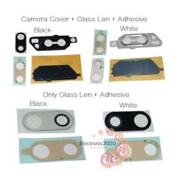 OEM Rear Back Camera Glass Lens Cover with Adhesive Replacement Part For LG V30