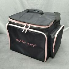 Mary Kay Suitcase Cosmetic Case Organizer Carrier Luggage Large Travel Bag