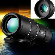 2017 Panda 40X60 Zoom Outdoor Night Monocular HD Vision Telescope Binoculars