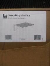 QTY 2 LOT Palram Greenhouse Heavy Duty Shelf OUTDOOR GARDEN ALUMINUM NEW 701935