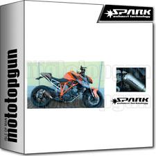 SPARK ESCAPE MOTO-GP RACING ACERO NEGRO KTM DUKE 1290 2014 14 2015 15 2016 16