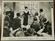 """CALL ME MADAM, 1953, B&W 8""""x10"""" MOVIE STILL Photo, Stamped and Dated"""