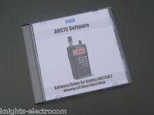 Butel arc-75 software para ubc-75xlt escáner arc75 ubc75 ubc75xlt