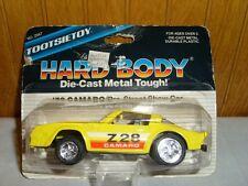 Tootsie Toy 1988 Hard Body '79 Camaro/Pro Street Show Car MOC