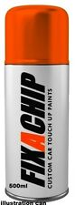 SPRAY PAINT CAN  GLOSS TOPCOAT CLEAR  LACQUER 500ml  CAN TOUCH UP