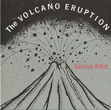 V/A  -  The Volcano Eruption      new cd   in seal   Reggae