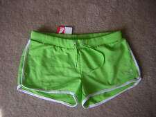 Puma SHORTS Women's Size Large Green NEW/NWT