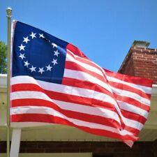3 x 5 Ft Betsy Ross Usa Flag 13 Colonies American Revolution War Historic Banner
