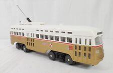 MTH RK-2503 PCC Electric Street Car Trolley O Gauge
