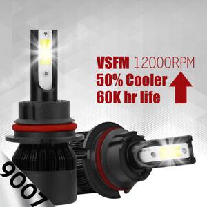 XENTEC LED HID Headlight Conversion kit 9007 HB5 6000K for 2007-2014 Suzuki SX4