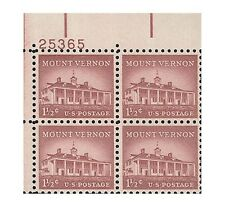 USA1032_PLB Mount Vernon quartet with number