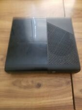 New listing Microsoft Xbox 360 E System Black Console Only No Internal Storage