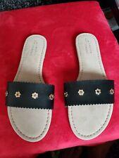 New Lauren Conrad Women Slide Sandals Shoes Size 9.5