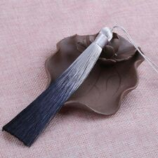 12cm Ice Silk Gradient Color Tassel Trim Craft Jewelry Making DIY Accessory CA
