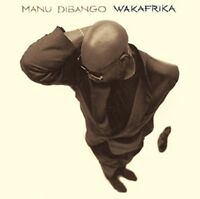 MANU DIBANGO - WAKAFRIKA   CD NEW