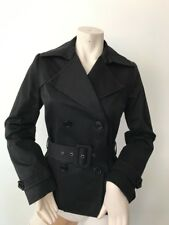 Laura Ashley Women Jacket Size 8. Black