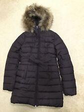 Hollister women's Long Puffer Coat size XSf