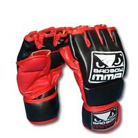 Bad Boy MMA Fight Gloves Training Sparring  Cage Mixed Martial Arts Gloves