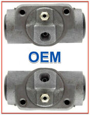 2 Brake Wheel Cylinders OEM ACDELCO Rear BUICK Chevy GMC Oldsmobile Pontiac