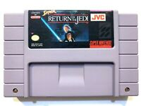 Super Star Wars: Return of the Jedi SNES NINTENDO Game - Tested & Authentic!