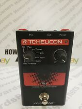 Tc Helicon Voicetone R1 Vocal Tuned Reverb Pedal - Used - ✈�Free Shipping✈�