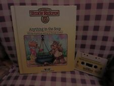 Teddy Ruxpin - Anything in the Soup - Book and Tape