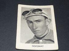 CYCLISME TOUR DE FRANCE 1935-1938 JEAN-MARIE GOASMAT CICLISMO WIELRIJDER