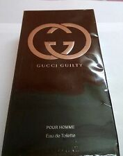 Gucci Guilty Pour Homme for Men 3 / 3.0 oz 90 ml EDT