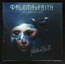PALOMA FAITH * THE ARCHITECT * SIGNED 15 TRK VINYL LP * BN & SEALED! * CRYBABY