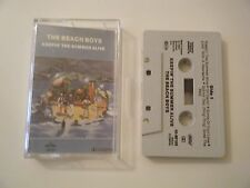 BEACH BOYS KEEPIN' THE SUMMER ALIVE CASSETTE TAPE CBS BROTHER HOLLAND 1980