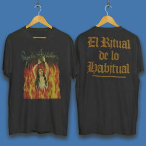 NEW Janes Addiction Angel Ritual De Lo Habitual 1991 T-Shirt Unisex Black