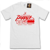 Kingsman: The Golden Circle Inspired Poppy's Diner T-shirt - British Action Film