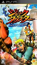 Used PSP   Jak and Daxter Elf to Itachi daibouken  SONY PLAYSTATION JAPAN IMPORT