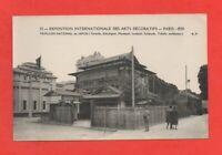 Paris - Expo. Internationale Arts Zierkissen 1925 - Pavillon Japan (J6348)