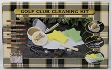 Golf Club Cleaning Kit ~ Clean Irons & Woods ~ FREE SHIP IN CONTINENTAL US