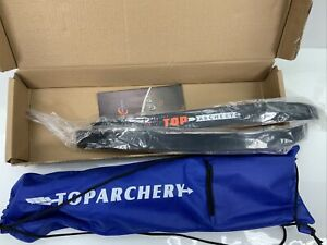 """TopArchery, 56"""" Recurve Right Handed Bow (Unassembled)"""